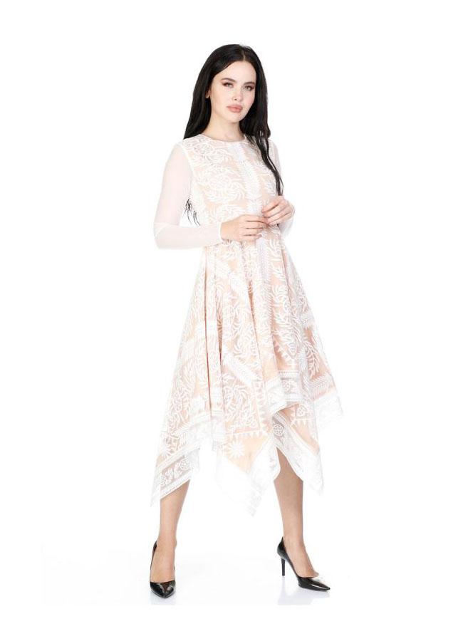 Коктейльное платье